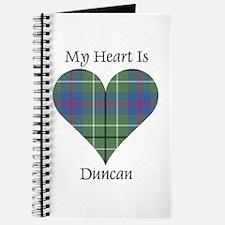 Heart - Duncan Journal