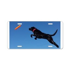 I can fly! Aluminum License Plate