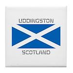 Uddingston Scotland Tile Coaster