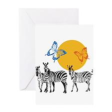 Hendrix - Little Wing (Butterflies and Zebras) Gre