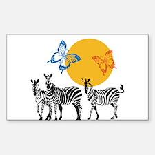 Hendrix - Little Wing (Butterflies and Zebras) Sti