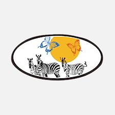 Hendrix - Little Wing (Butterflies and Zebras) Pat