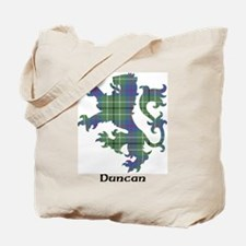 Lion - Duncan Tote Bag