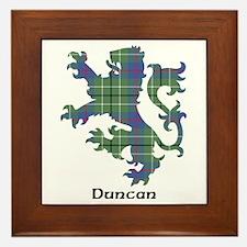Lion - Duncan Framed Tile
