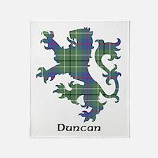 Lion - Duncan Throw Blanket