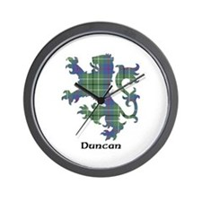 Lion - Duncan Wall Clock