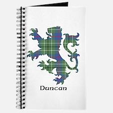 Lion - Duncan Journal
