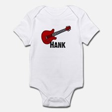 Guitar - Hank Infant Bodysuit