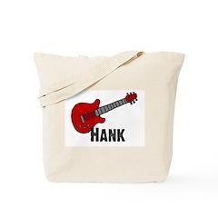 Guitar - Hank Tote Bag