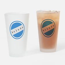 BOLUDO Argentina Drinking Glass