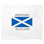 Viewpark Scotland King Duvet
