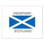 Viewpark Scotland Small Poster