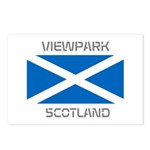 Viewpark Scotland Postcards (Package of 8)