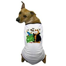 Garfield Show Trick or Treat Dog T-Shirt
