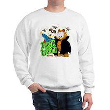 Garfield Show Trick or Treat Sweatshirt