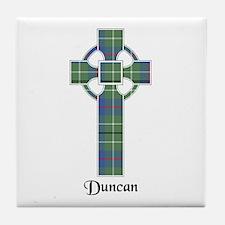 Cross - Duncan Tile Coaster