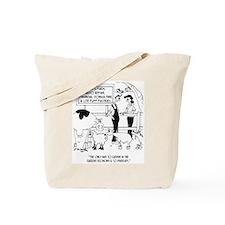 Auto Repair & Puff Pastries Tote Bag
