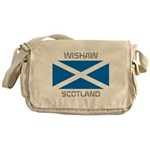 Wishaw Scotland Messenger Bag