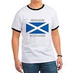 Wishaw Scotland Ringer T