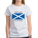 Wishaw Scotland Women's T-Shirt