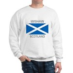 Wishaw Scotland Sweatshirt