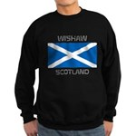 Wishaw Scotland Sweatshirt (dark)
