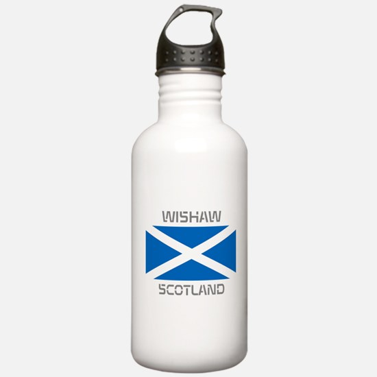 Wishaw Scotland Sports Water Bottle