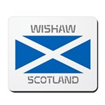 Wishaw Scotland Mousepad