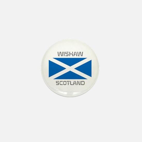 Wishaw Scotland Mini Button