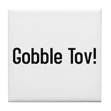 Gobble Tov! Tile Coaster