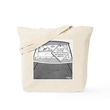Old Geezer on Board Tote Bag