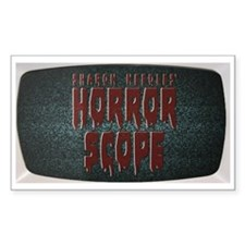 Sharon Needle's Horror Scope Decal