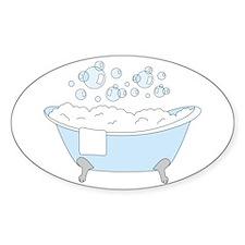 Bathtub Decal
