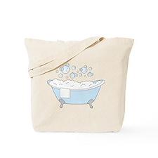 Bathtub Tote Bag