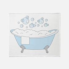 Bathtub Throw Blanket
