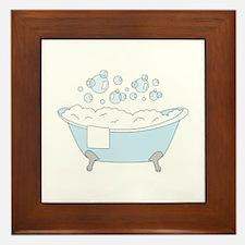 Bathtub Framed Tile