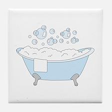 Bathtub Tile Coaster