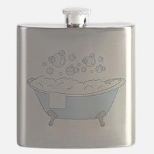Bathtub Flask