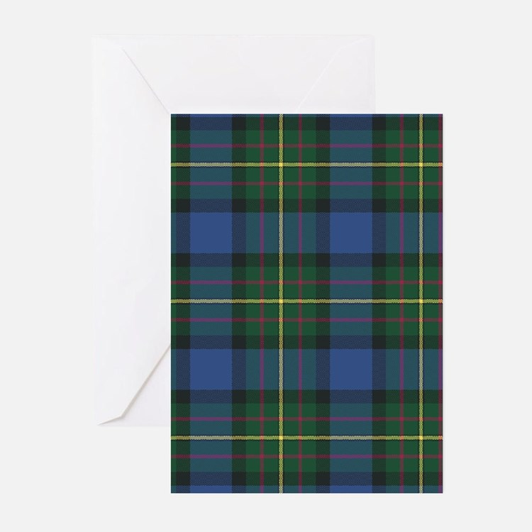 Tartan - MacLaren Greeting Cards (Pk of 20)