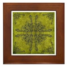 AVOCADO Framed Tile