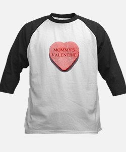Valentine Candy Heart - Mommy Tee
