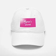 Alyssas Secret Baseball Baseball Baseball Cap