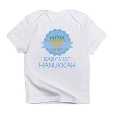 Baby's 1st Hanukkah Boys Infant T-Shirt