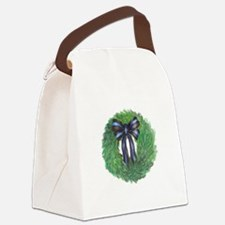blwreath.png Canvas Lunch Bag