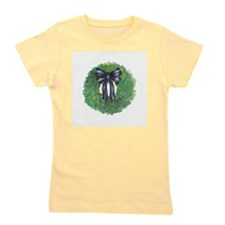 blwreath.png Girl's Tee