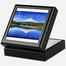 Mount Hood Keepsake Box