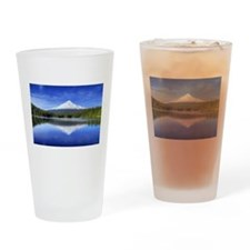 Mount Hood Drinking Glass