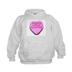 Candy Heart - Daddy's Little Hoodie