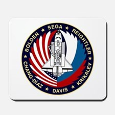 STS-60 Discovery Mousepad