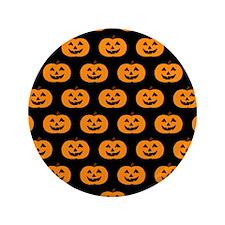 """'Pumpkins' 3.5"""" Button"""